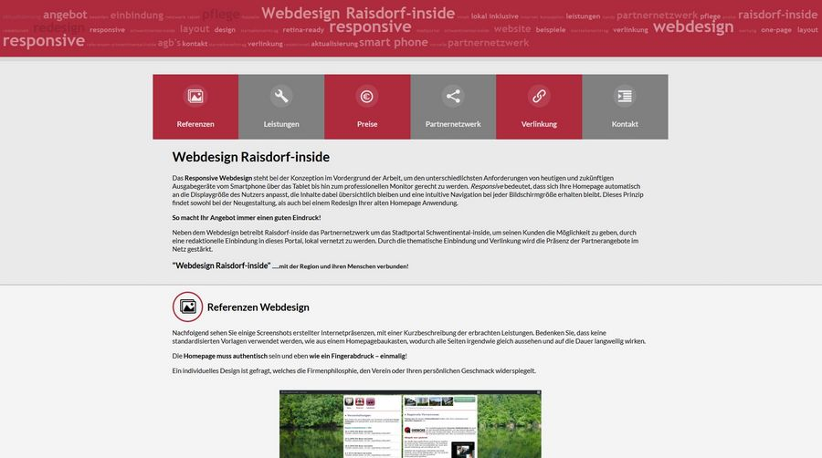 Webdesign Raisdorf Inside Ihr Lokaler Homepagepartner